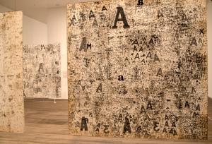 Mira Schendel at Tate Modern