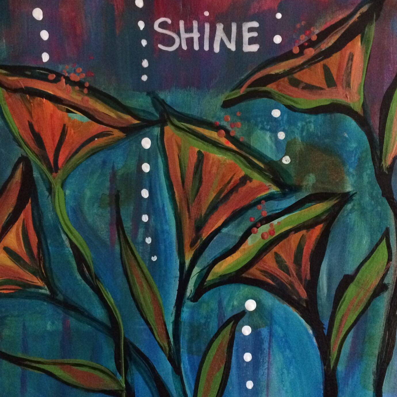 Shine by Nicole Edgecombe