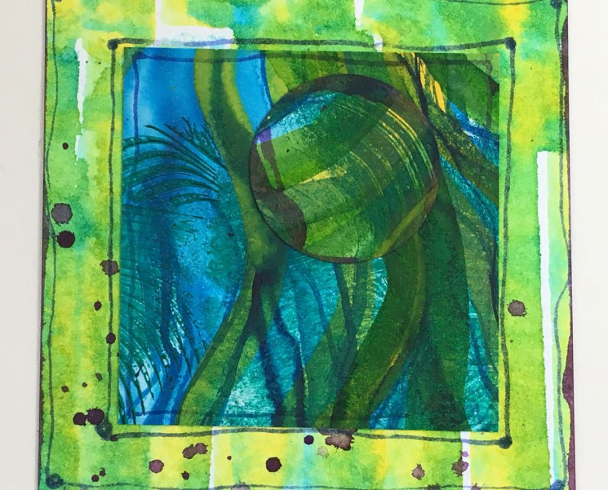 Art Card Inner Space #14