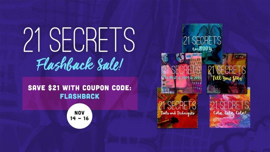 Flashback Sale!